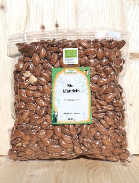 Bio-Mandeln, 1000 g