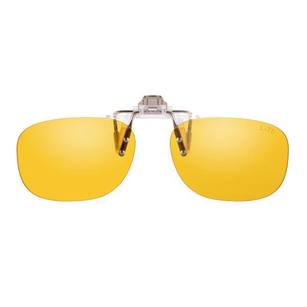 PRiSMA bluelightprotect Bildschirm CLiP-ON - LITE für Brillenträger