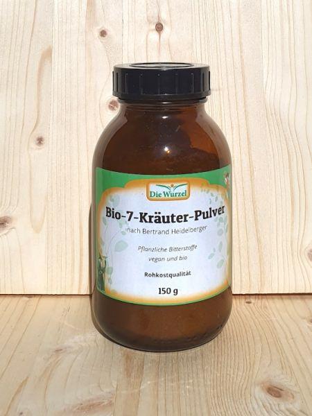 7-Kräuter-Pulver, 150 g