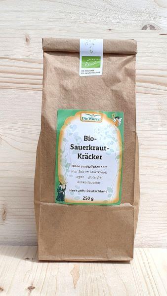 Sauerkraut-Kräcker ohne Salz 250g