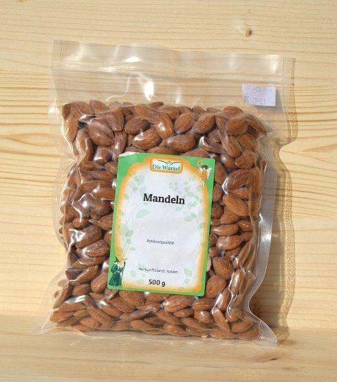 Mandeln, 500 g