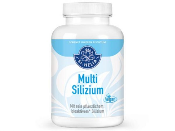 Multi-Silizium - St. Helia, 150 Kapseln