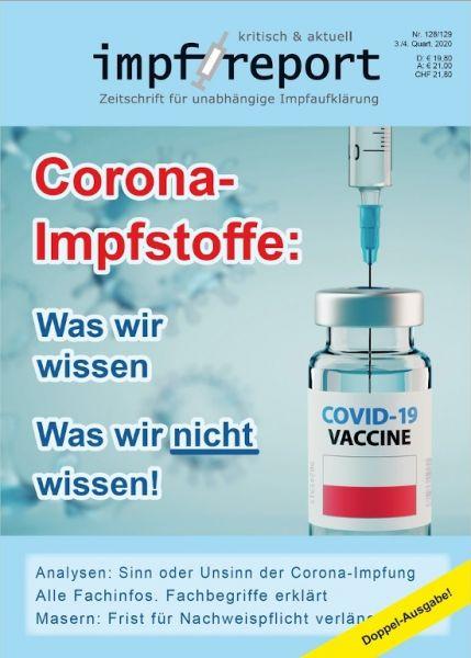 Impfreport Nr. 128/129 - Doppelausgabe