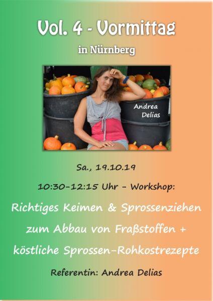 Wurzel-Seminar Vol. 4 – Vormittag
