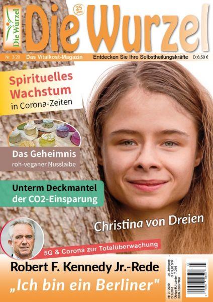 XS-Paket: 5 Wurzel-Leseproben 03/2020 - Christina von Dreien