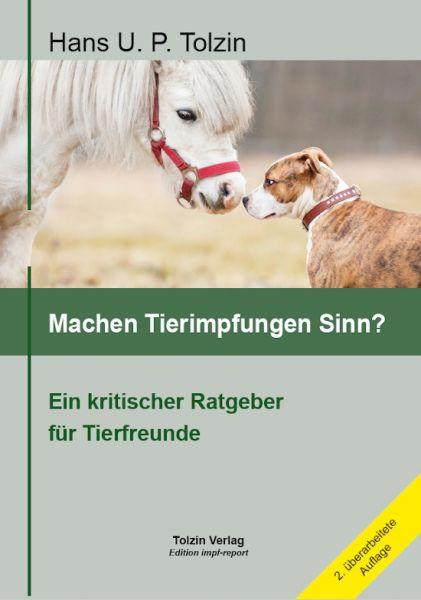 Machen Tierimpfungen Sinn?