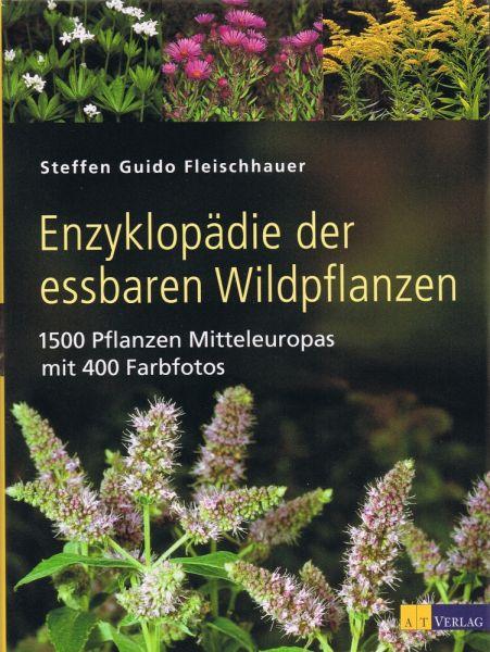 Enzyklopädie der essbaren Wildpflanzen