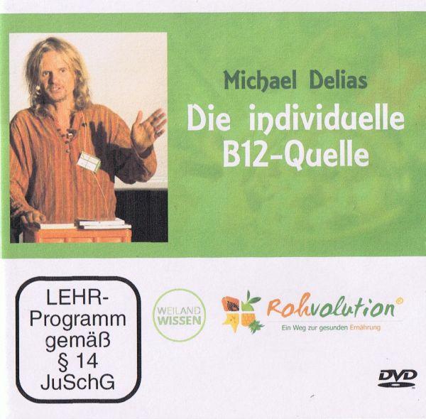 """DVD """"Die individuelle B12-Quelle"""""""