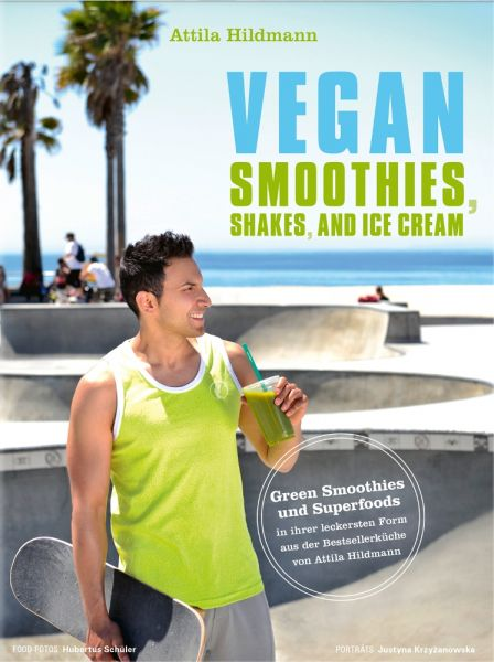 Vegan Smoothies, Shakes, and Ice Cream