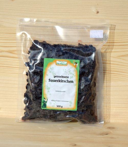 Sauerkirschen getrocknet, 500 g