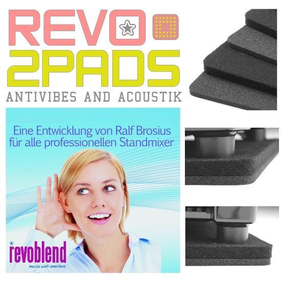 Revo2Pads Antivibe & Acoustik