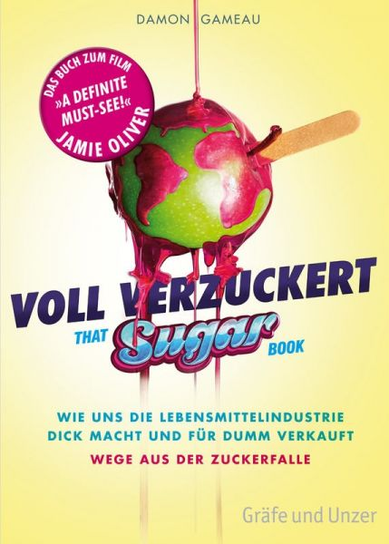 Voll verzuckert – That Sugar Book