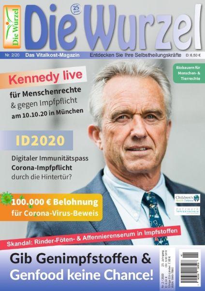 XS-Paket: 5 Wurzel-Leseproben 02/2020 - Kennedy
