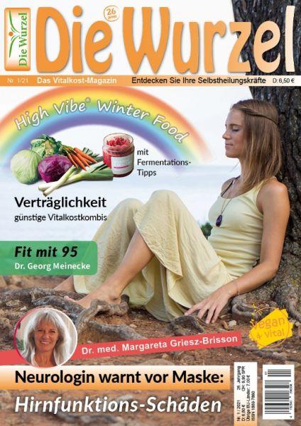 Die Wurzel Nr. 01/2021 = 04/2020 - Angelika Fürstler
