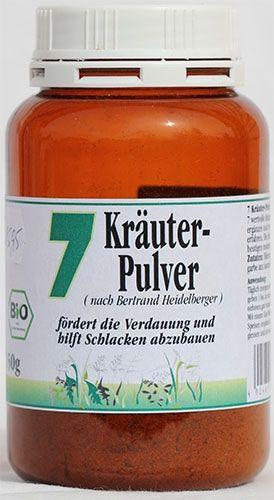 7-Kräuter-Pulver, 75 g