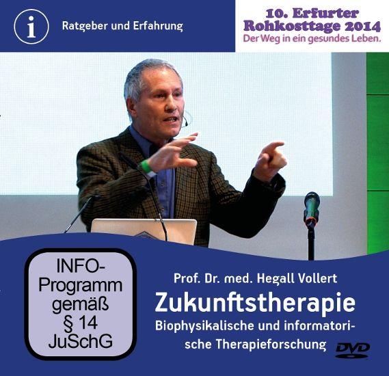 Zukunftstherapie – Biophysikal. u. informatorische Therapieforschung