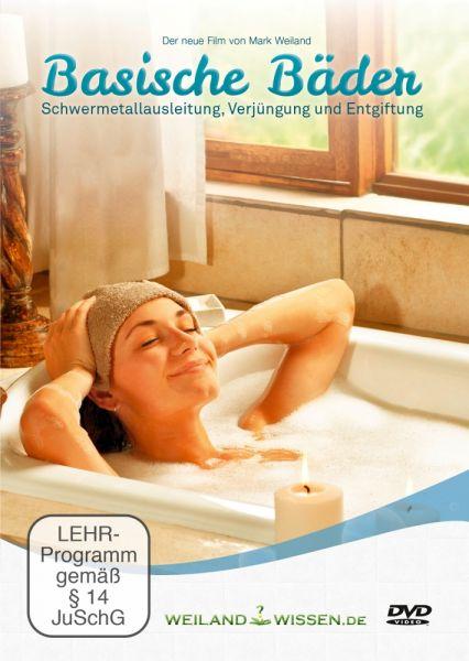 """DVD """"Basische Bäder"""" (Florian und Veronika Sauer"""