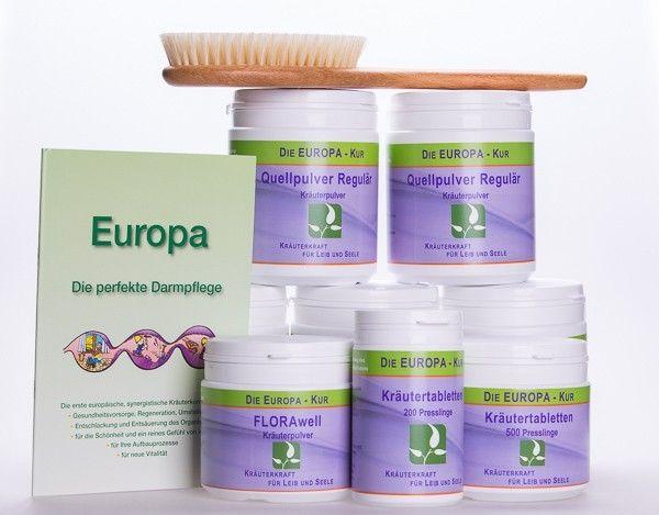 EUROPA Darmpflege Gesamtpaket Regulär