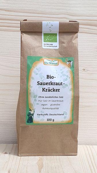 Sauerkraut-Kräcker ohne Salz 100g