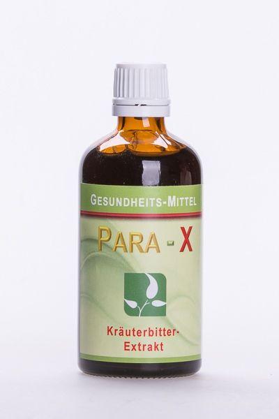 Europa Para-X Kräuterbitter Extrakt, 100 ml