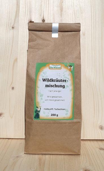 Wildkräutermischung nach Jana Iger, 200g