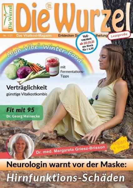 XS-Paket: 5 Wurzel-Leseproben 01/2021 - Angelika Fürstler